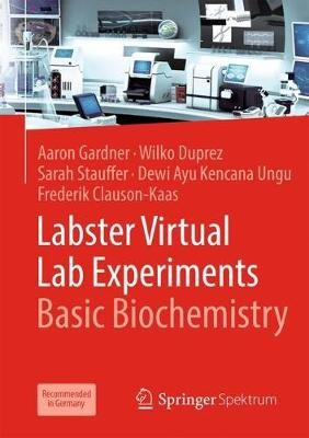 Labster Virtual Lab Experiments: Basic Biochemistry - pr_32617