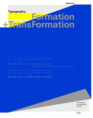 Typography: Formation and TransFormation - pr_1707599