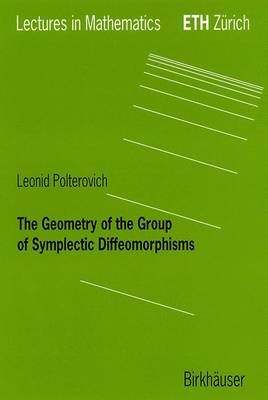 The Geometry of the Group of Symplectic Diffeomorphism - pr_35417