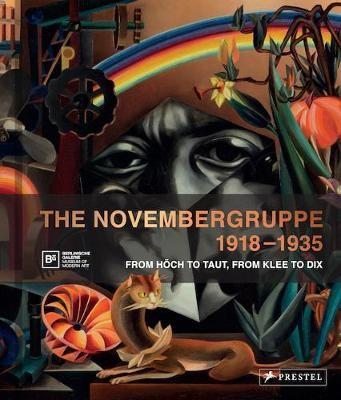 The Novembergruppe, 1918-1935 - pr_363205