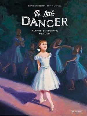 Little Dancer: A Children's Book Inspired by Edgar Degas - pr_1780362