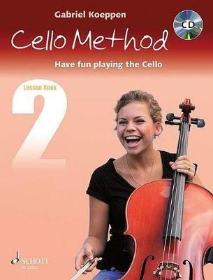 Cello Method Lesson Book 2 - pr_16916