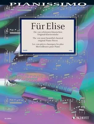 FuR Elise (100 Most Beautiful Classical Piano) -