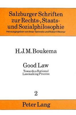 Good Law - pr_210817