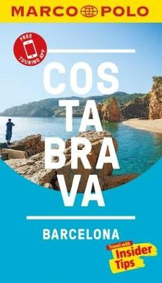 Costa Brava Marco Polo Pocket Travel Guide - with pull out map - pr_237973