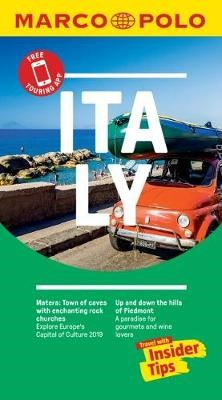 Italy Marco Polo Pocket Travel Guide - with pull out map - pr_243573