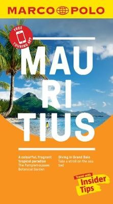 Mauritius Marco Polo Pocket Travel Guide - with pull out map - pr_313691