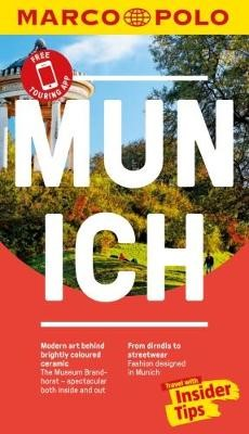 Munich Marco Polo Pocket Travel Guide - with pull out map - pr_237979