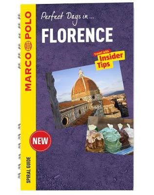 Florence Marco Polo Travel Guide - with pull out map - pr_237850
