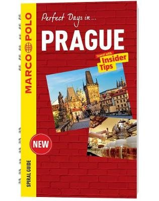 Prague Marco Polo Travel Guide - with pull out map - pr_39921