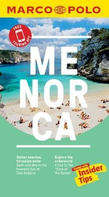 Menorca Marco Polo Pocket Travel Guide - with pull out map - pr_312472