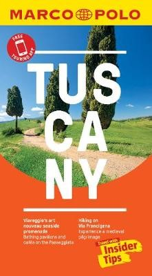 Tuscany Marco Polo Pocket Travel Guide - with pull out map - pr_237978