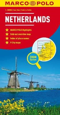 Netherlands Marco Polo Map - pr_211009