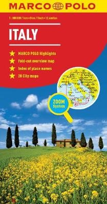 Italy Map - pr_287337