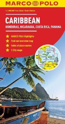 Caribbean Marco Polo Map - pr_211014
