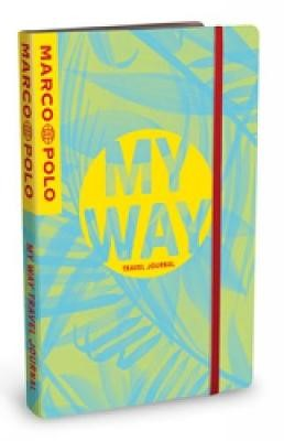 MY WAY Travel Journal (Jungle Cover) -