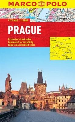 Prague City Map - pr_237853