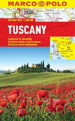 Tuscany Marco Polo Holiday Map - pr_17470