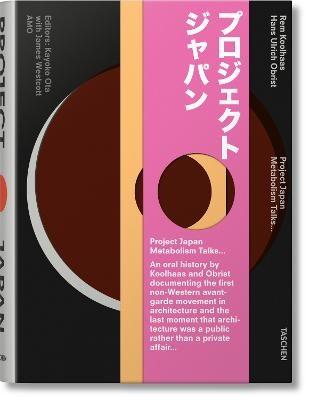 Koolhaas/Obrist. Project Japan. Metabolism Talks -