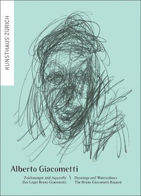 Alberto Giocometti: Drawings and Watercolours, The Bruno Giacometti Bequest -