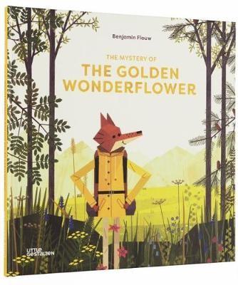 The Mystery of the Golden Wonderflower -