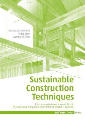 Sustainable Construction Techniques -
