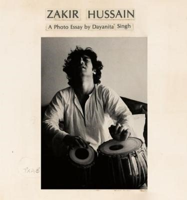 Dayanita Singh: Zakir Hussain Maquette -