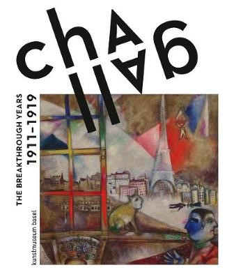 Chagall: The Breakthrough Years - pr_60061