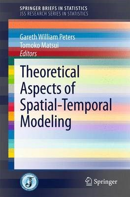 Theoretical Aspects of Spatial-Temporal Modeling - pr_262246
