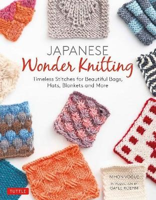 Japanese Wonder Knitting - pr_1870341