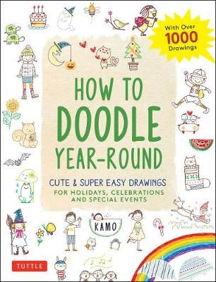 How to Doodle Year-Round -