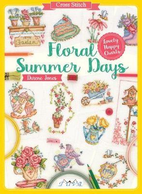 Cross Stitch: Floral Summer Days -