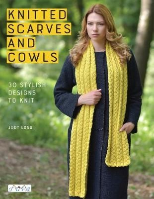 Knitted Scarves and Cowls -