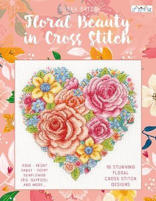 Floral Beauty in Cross Stitch -