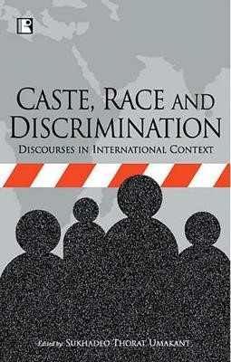 Caste Race and Discrimination - pr_384