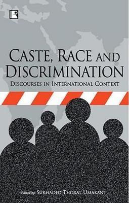 Caste Race and Discrimination -