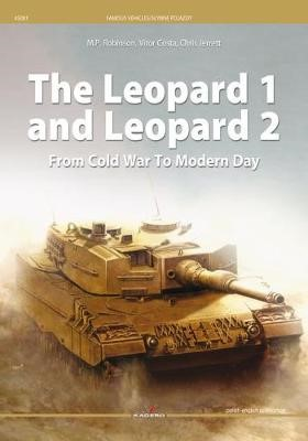 The Leopard 1 and Leopard 2 from Cold War to Modern Day - pr_253353