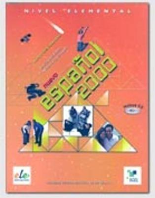 Nuevo Espanol 2000 Elemental Student Book + CD -