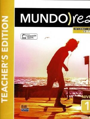 Mundo Real International Edition: Level 1 : Teachers Edition -