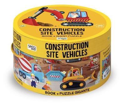 Construction Site Vehicles -