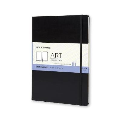 Moleskine A4 Sketchbook Black - pr_244079