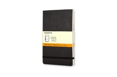 Moleskine Soft Cover Pocket Ruled Reporter Notebook - pr_230746