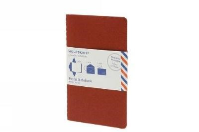 Moleskine Postal Notebook - Large Cranberry Red - pr_214351