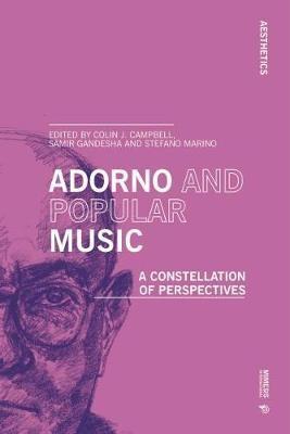 Adorno and Popular Music - pr_1725438