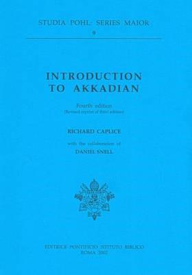 Introduction to Akkadian - pr_209928