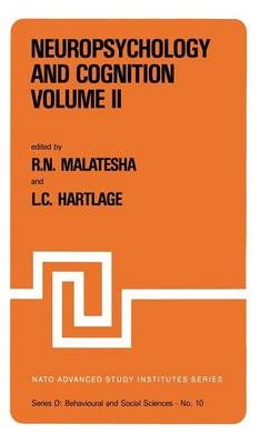 Neuropsychology and Cognition - Volume I / Volume II - pr_35204