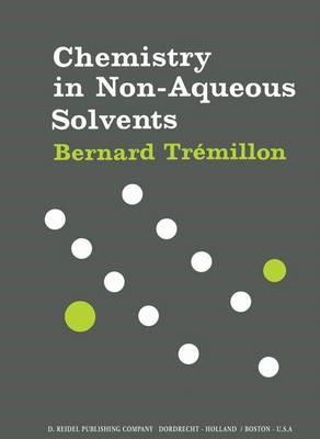 Chemistry in Non-Aqueous Solvents - pr_35754