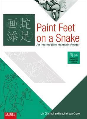 Paint Feet on a Snake -