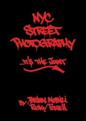 Nyc Street Photography... It's The Joint -