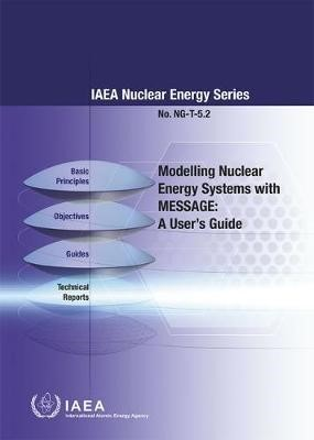 Modelling Nuclear Energy Systems with MESSAGE -